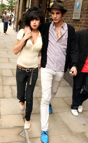 Amy Winehouse and Blake Fielder-Civil: Divorced