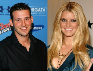 Jessica Simpson and Tony Romo break-up