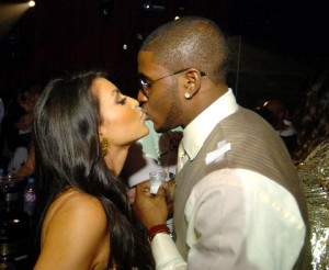 Kim Kardashian and Reggie Bush seperated