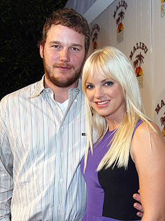 Anna Faris and Chris Pratt got married