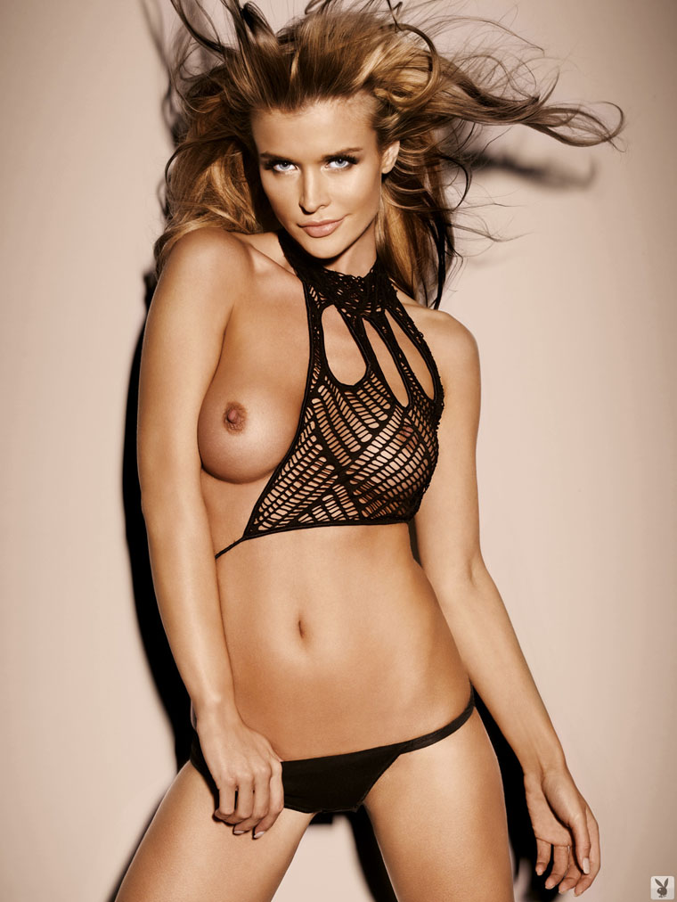 Stars Contestant Joanna Krupa Gets Nude For The Latest Playboy Issue