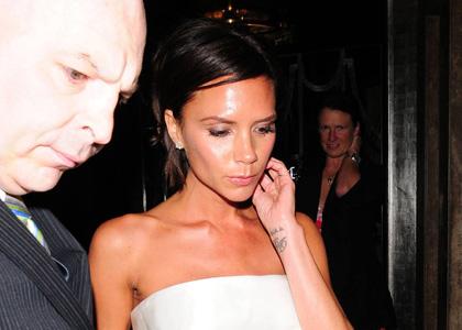 Victoria Beckham starts Modeling Agency