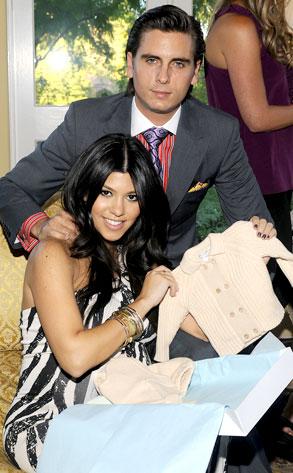 Kourtney Kardashian welcomes a Baby Boy
