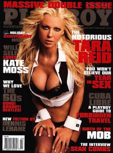 Tara Reid Playboy Cover published