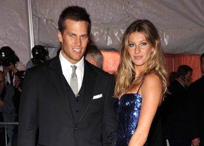 Tom Brady & Gisele Bundchen welcome a baby boy