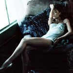 Victoria Beckham stars in the german Vogue